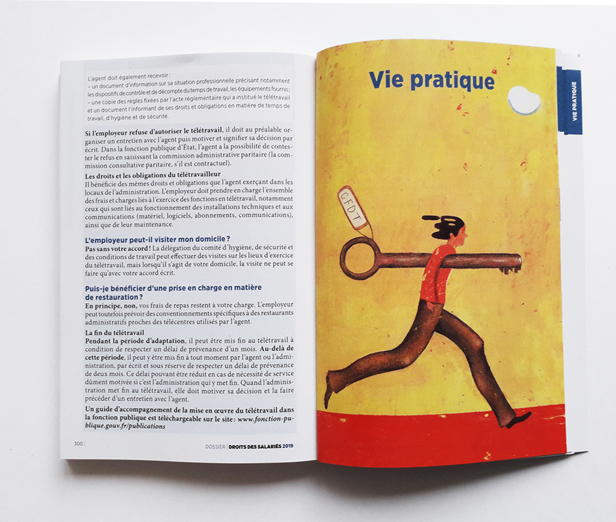 Guide Cfdt 2019